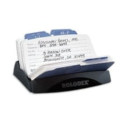 Rolodex® Petite Open Card File, 125 Cards