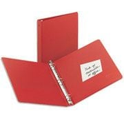 1-1/2 Avery® Economy Binder with Round Rings, Red