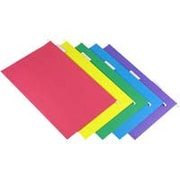 Staples® Colored Hanging File Folders, Legal, 5 Tab, Assorted, 25/Box
