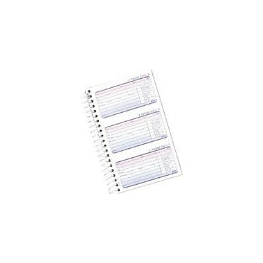 Adams Telephone Message Book w/Phone Number Dividers