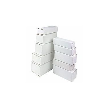 Staples® White Crush-Proof Corrugated Mailers - 7