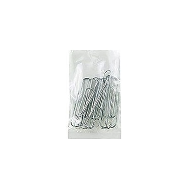 Flat 1.5-Mil Poly Bags, 2in. x 3in.