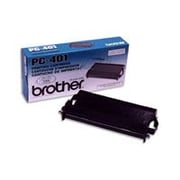 Brother PC-4012PK Black Fax Cartridges, 2/Pack