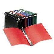 Red Avery Hanging File Binders