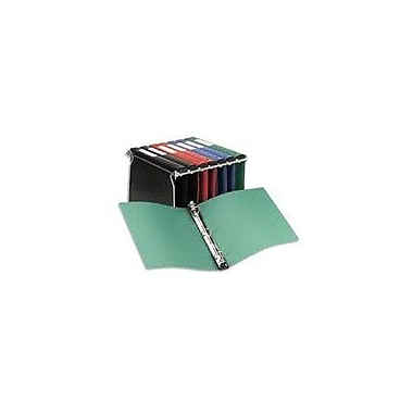 Green Avery Hanging File Binders