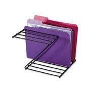 Staples® Z Rack Vinyl Coated Steel File Organizer