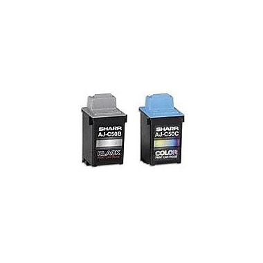Sharp Black Ink Cartridge (AJ-C50B)