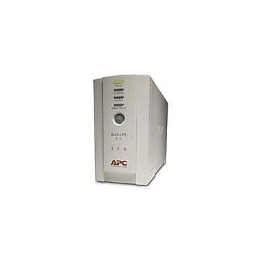 APC Back-UPS® CS 350VA 6-Outlet UPS
