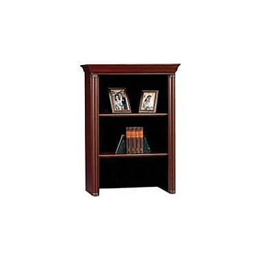 Bush Birmingham 30in. Lateral File Hutch, Harvest Cherry