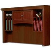 Bush Furniture Birmingham Hutch for Credenza, Harvest Cherry