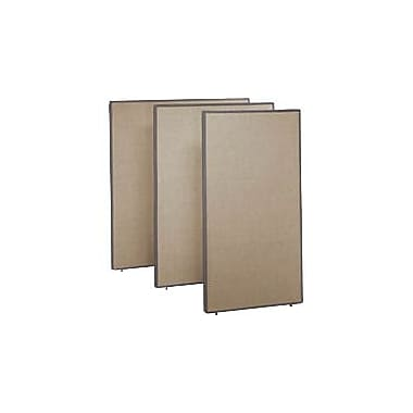 Bush ProPanel 66in.H x 36in.W Panel, Harvest Tan