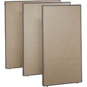 Bush Business ProPanels 66H x 36W Panel, Harvest Tan/Taupe