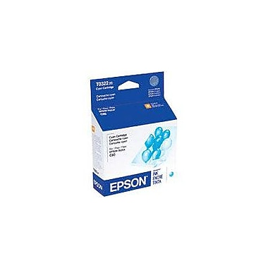 Epson T0322 Cyan Ink Cartridge (T032220)