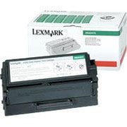 Lexmark 12A7400 Black Return Program Toner Cartridge