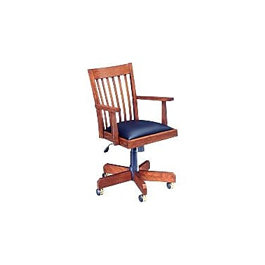 DMI Midlands Mission-Style Chair, Oak