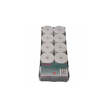 Sharp Thermal Cash Register Rolls, 1 3/4in. x 235'