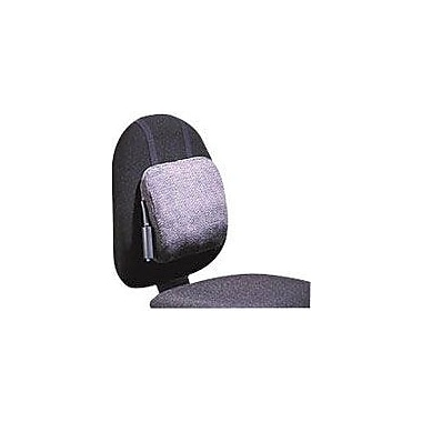 Eldon Lumbar Back Cushion, Gray