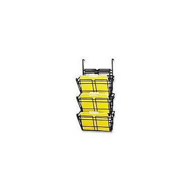 Safco® PanelMate® Triple File Basket