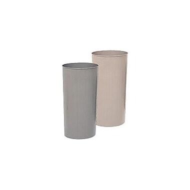 Safco® Round Wastebaskets, 20 gal.
