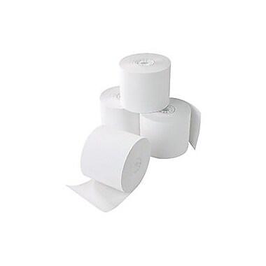 TST Impresso 18331 NCR Paper Roll, White, 2 1/4