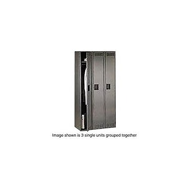 Tennsco Single-Tier 3 Locker Unit