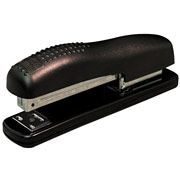 Stanley Bostitch 02257 Contemporary Full Strip Stapler, Fastening Capacity 20 Sheets/20 lb., Black