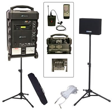 Amplivox SW800L Titan ,  Lapel Bundle