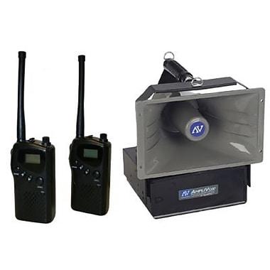 Amplivox Radio Hailer with 2 MURS Radios