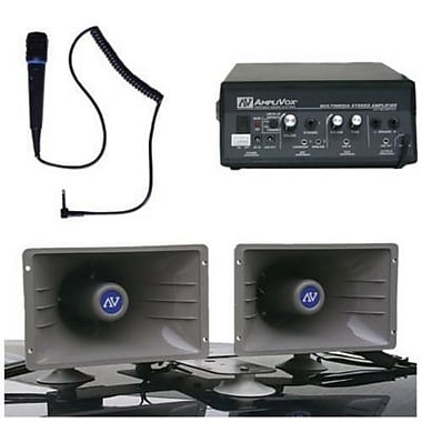 Amplivox Sound Cruiser