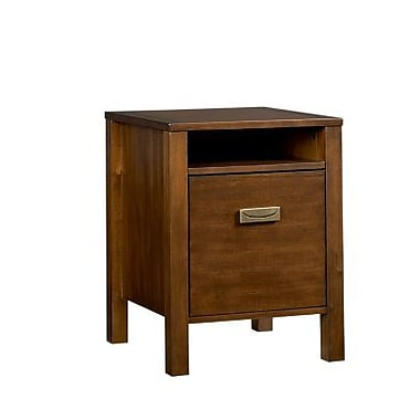 inspirations by Broyhill Mission Nuevo Solid Wood/Veneer File Cabinet, Mahogany