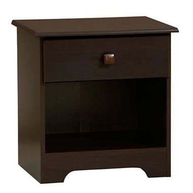 New Visions by Lane My Space-My Place Wood Night Stand, Walnut