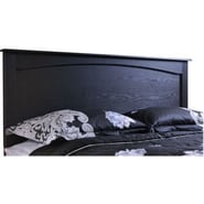 New Visions by Lane Bedroom Essentials Queen Headboard, Black