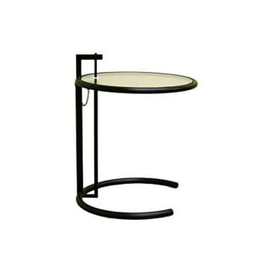Baxton Studio Eileen Side Table, Gray