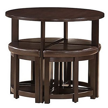 Baxton Studio Rochester Modern Bar Table Set W Nesting