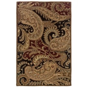 Powell® Bombay 2' x 3' Paisley Hand Tufted Rug, Multicolor