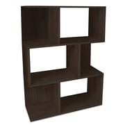 Way Basics zBoard Eco Friendly Madison Bookcases and Storage, Espresso