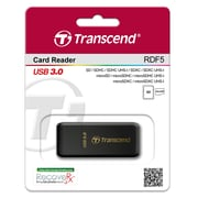 Transcend® RDF5K USB 2.0/3.0 Multi Card Reader