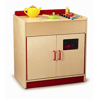 Whitney Brothers Preschool Stove, Natural