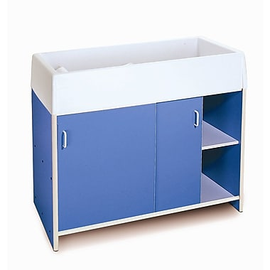 Whitney Brothers EZ Clean Infant Changing Cabinet, 38in.(H)