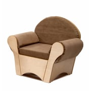 Whitney Brothers Child's Easy Chair, Tan