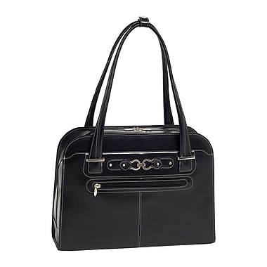 McKleinUSA W Series 96635 Ladies Briefcase, Black