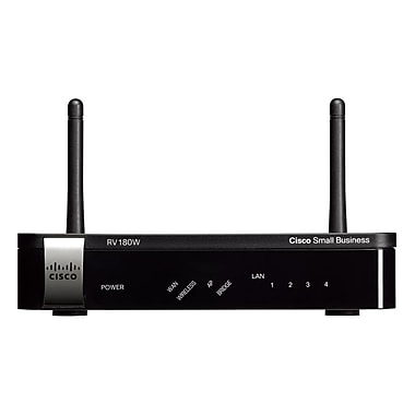 Cisco® RV180W-A-K9-NA Multifunction VPN Router