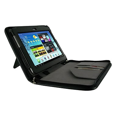 rOOCASE Carrying Case For Samsung Galaxy Tab 2, Black