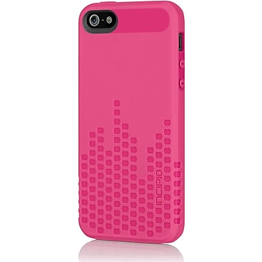 Incipio® Frequency Semi Rigid Soft Shell Case for Apple iPhone 5, TCherry Blossom Pink