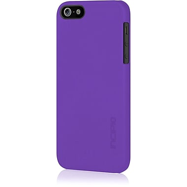 Incipio® Feather Ultra Thin Snap-On Case For iPhone 5, Royal Purple