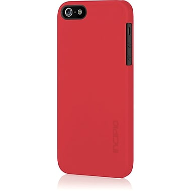 Incipio® Feather Ultra Thin Snap-On Case For iPhone 5, Scarlet Red