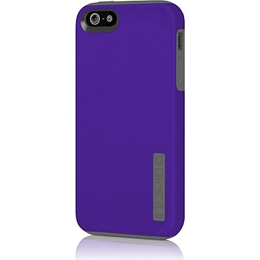Incipio® Hard Shell Case for Apple iPhone 5, Violet/ Charcoal Gray