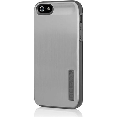 Incipio® Shine Hard Shell Case for Apple iPhone 5, Silver/Graphite Gray
