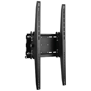 Atdec TH-3070-UTP 165 lbs. Portrait Wall Mount For Medium to Large LCD LED and Plasma Displays