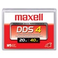 Maxell HS-4/150s DAT DDS-4 Data Cartridge, 492.13'(L)